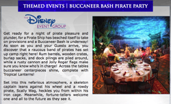 Buccaneer Bash Pirate Party Event Concept PDF Thumbnail