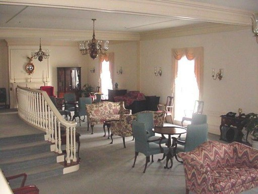 The American Adventure Parlor