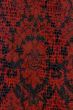 Red Dragon Skin Velvet