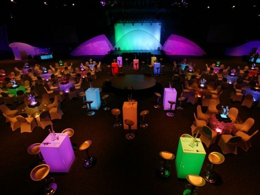 Mixed Glow Tables