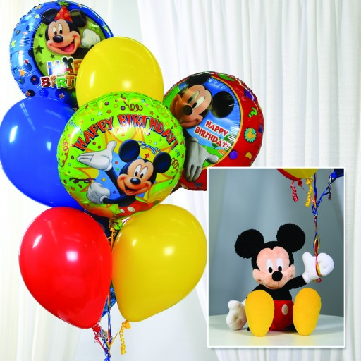 Flying High with Mickey ~ $55.00+