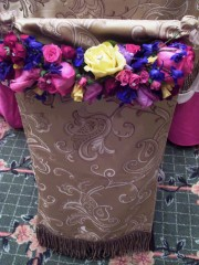 Damask Chiavari Chair Sleeves ~ $11.00+ each