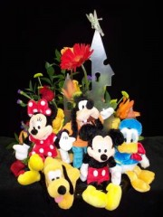 Mickey and the Gang  <br />$185+ 