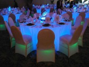 Lighted Banquet Chairs