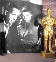 Portrait Hollywood Star Bogart Bacall DecoratingSupport