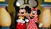 Mickey and Minnie and the Toon Town House