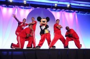 Hip Hop Mickey with High Voltage