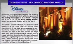 Hollywood Tonight Awards Event Concept PDF Thumbnail