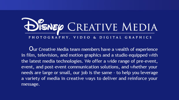 Creative Media Title and Text